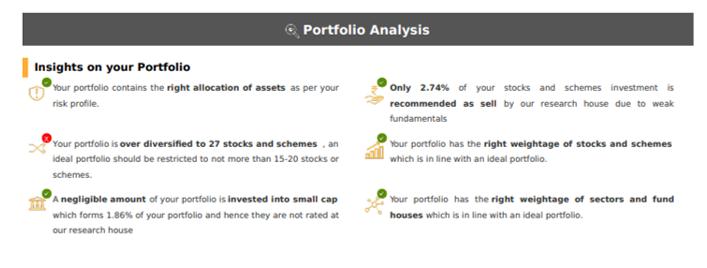 Portfolio Analysis Report